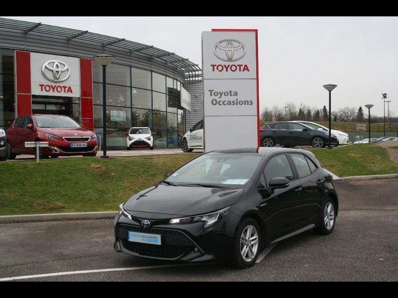 Véhicule d'occasion TOYOTA – Corolla à Limoges