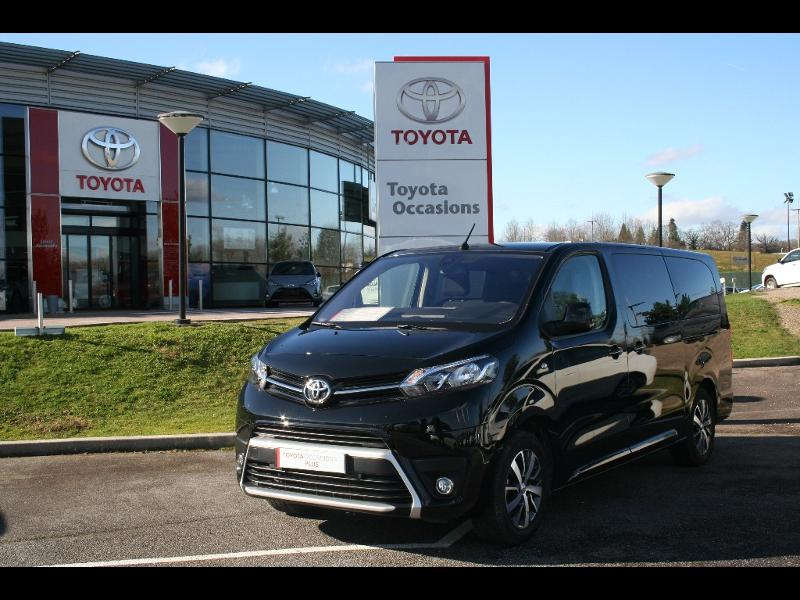 Véhicule d'occasion TOYOTA – ProAce Verso à Limoges