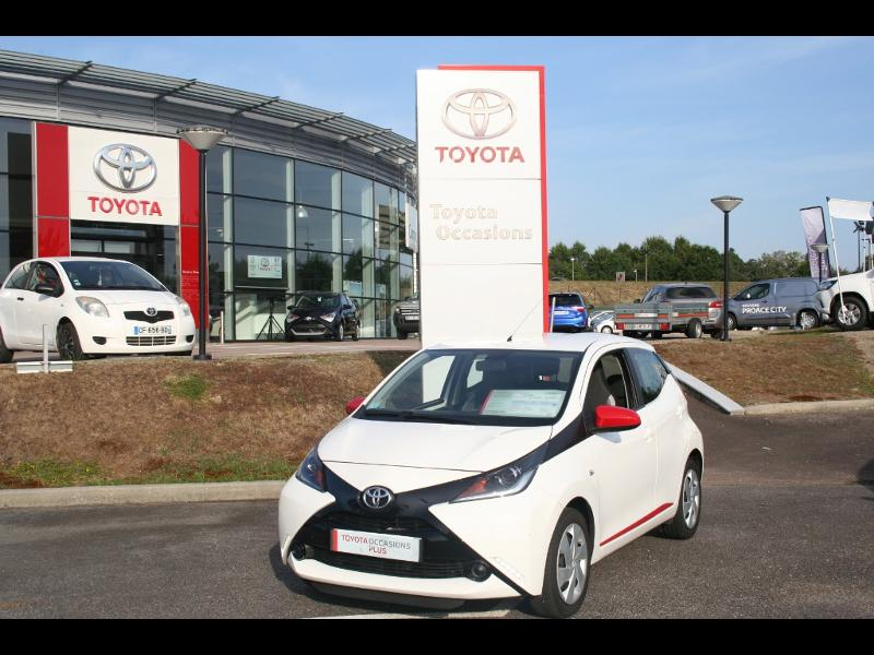 Véhicule d'occasion TOYOTA – Aygo à Limoges