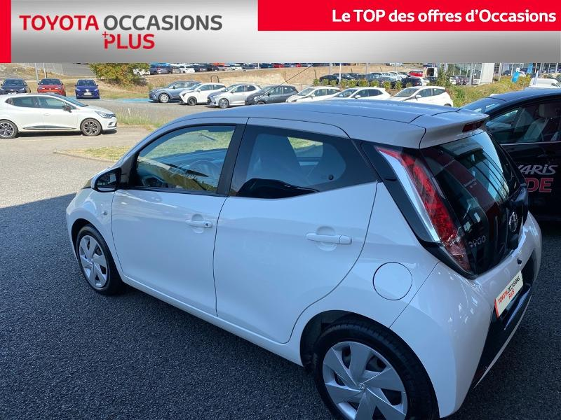 Véhicule d'occasion TOYOTA – Aygo à Angoulême