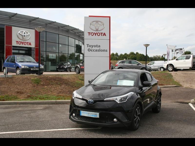 Véhicule d'occasion TOYOTA – C-HR à Limoges